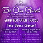 DC DanceSport Academy Open House