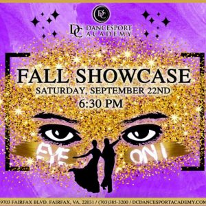 DCDA Fall Showcase