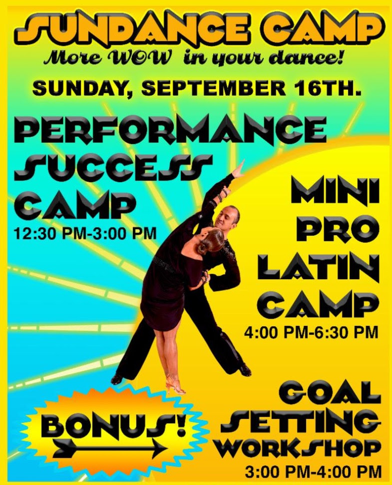 SunDance Camps at DC DanceSport Academy