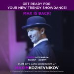 Elite Int'l Latin Workshops w/ Maxim Kozhevnikov