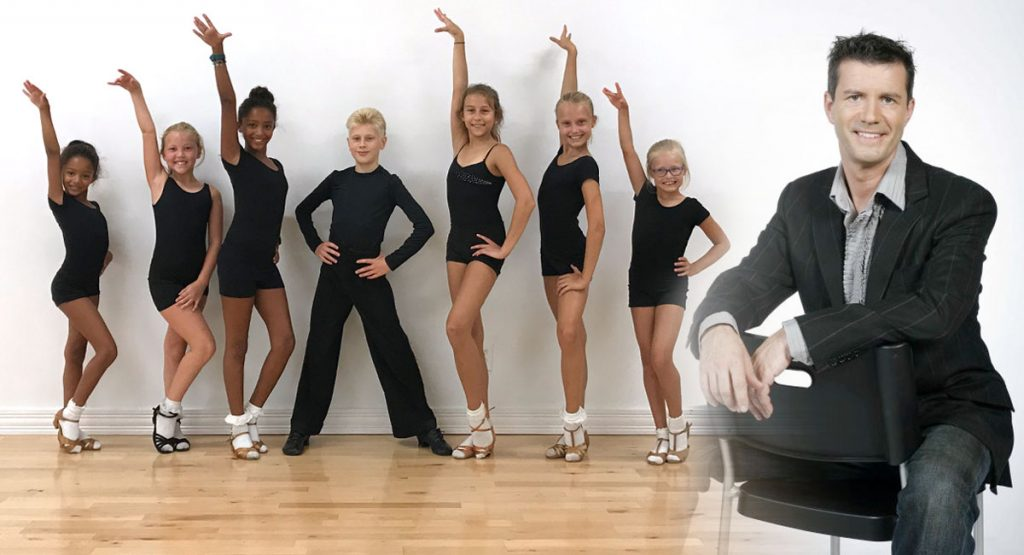 Youth Dance Camp with Colin James at DC DanceSport Academy