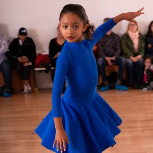 Kids Spring Showcase at DC Dancesport Academy