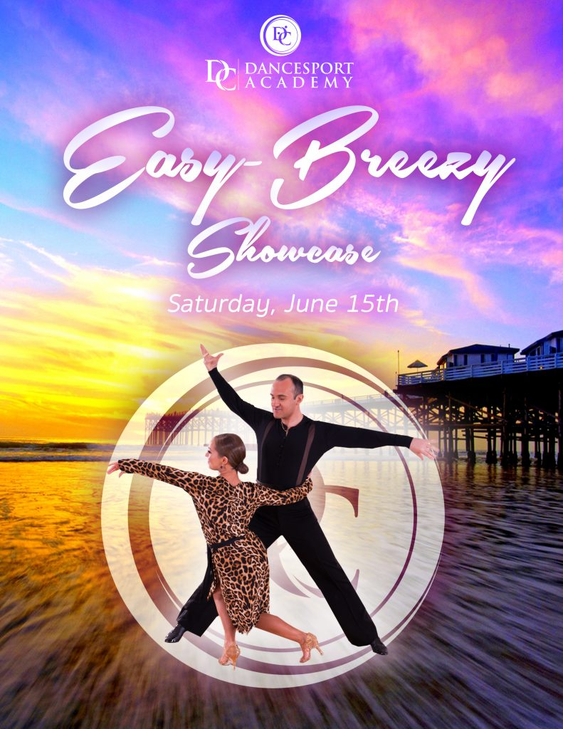 Easy Breezy Summer Showcase at DC DanceSport Academy