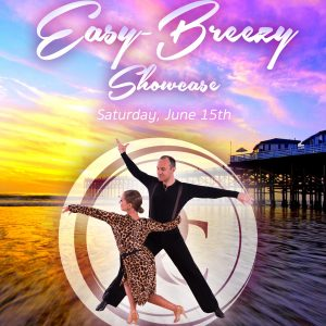 A Light, Inspiring, Rejuvenating NightDC DanceSport Academy Easy Breezy Summer ShowcaseJune 15th, 2019 / 6pm