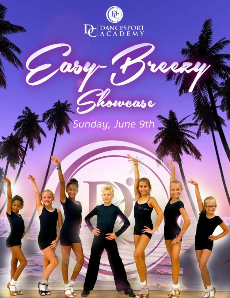 Kids Easy-Breezy Summer Showcase