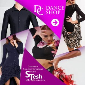 DC Dance Shop - Dancewear from the international brand sTesh Atelier