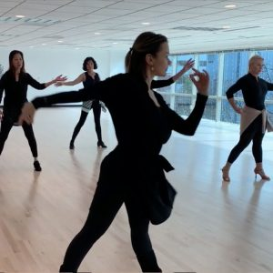 Lady's Latin Styling and Technique at DC DanceSport Academy
