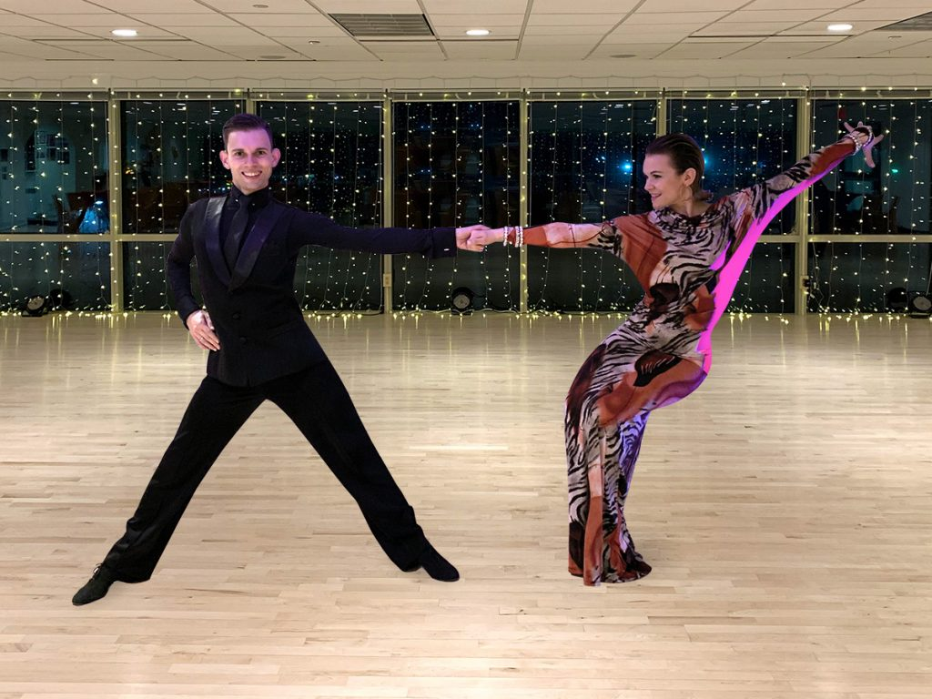 DCDA Online Ballroom Dance Classes