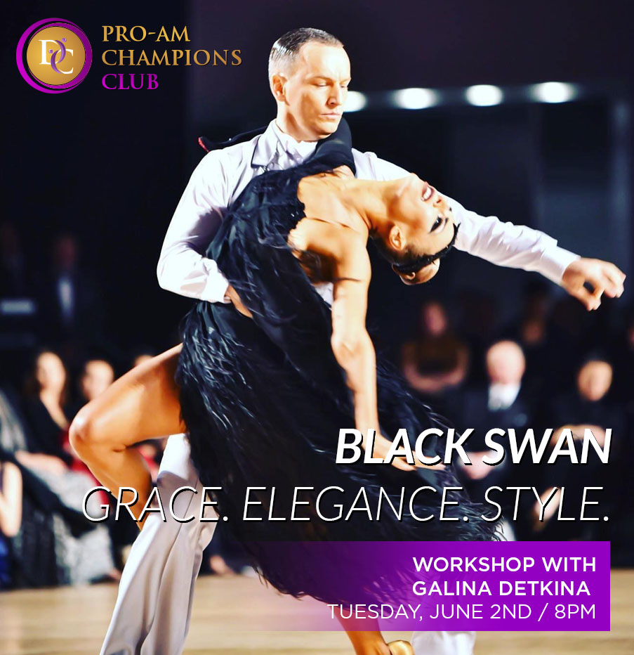Elite Workshop w/ Galina Detkina