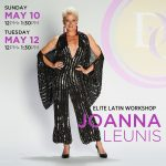 Elite Latin Workshops with Joanna Leunis