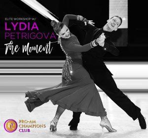Elite Workshop w/ Lydia Petrigova