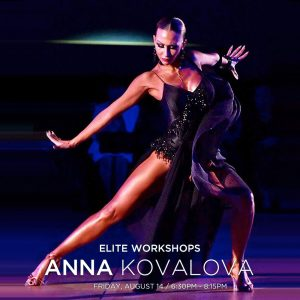 Elite Workshop with Anna Kovalova