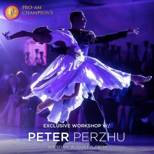 """Elite Workshop with Peter Perzhu """"Lower Body: Power & Movement"""