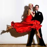 Ieva Pauksena Ballroom Workshop at DC DanceSport Academy