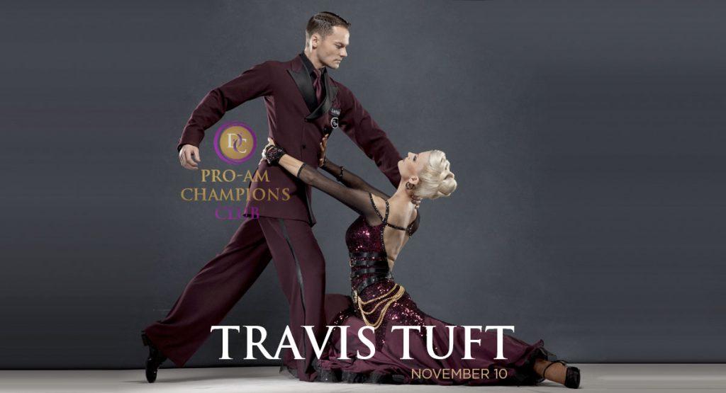 Pro-Am Champions Club: Smooth Workshop w/ Travis Tuft