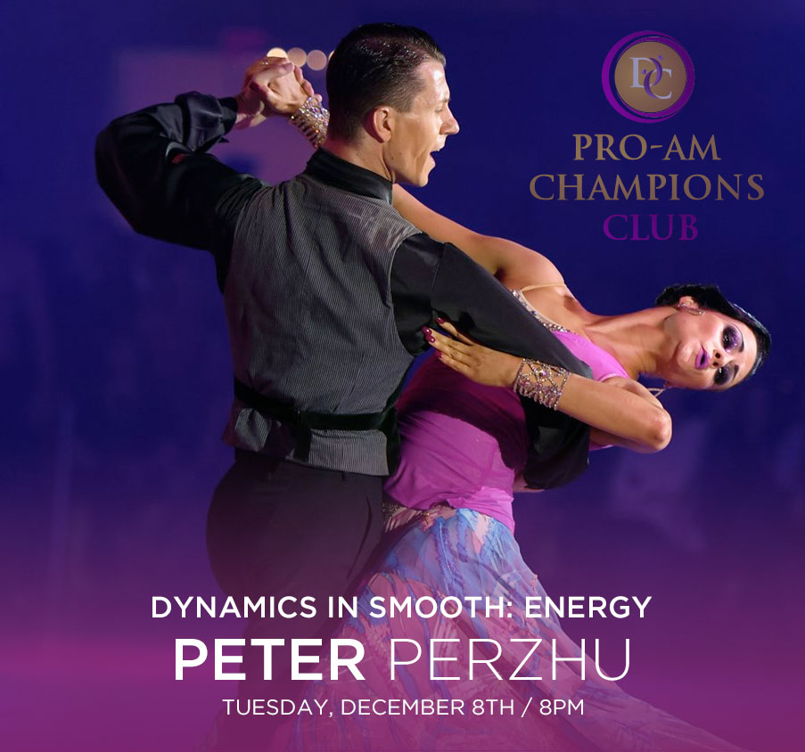 Dynamics in Smooth: Energy with PeterPerzhu