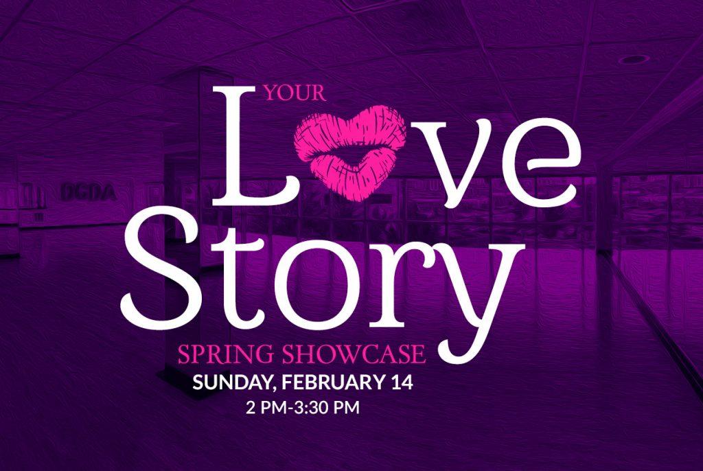 Your Love Story - DCDA Spring Showcase