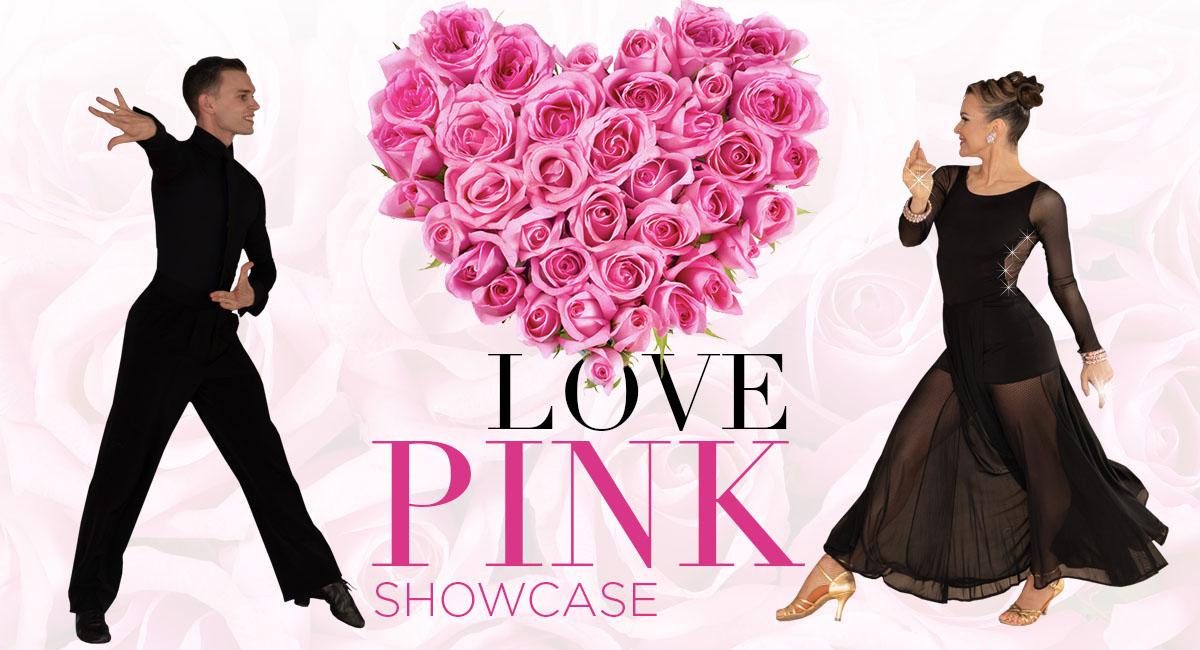 """LOVE Pink"" DC DanceSport Academy's Spring Showcase"