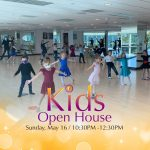 DCDA Kids and Teen Open House Event on Sunday, May 16th.