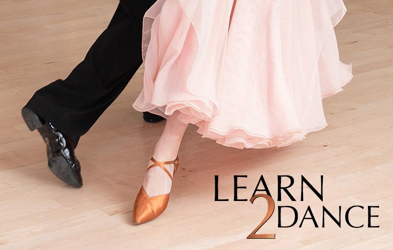 Learn 2 Dance - Beginners Dance Classes at DC DanceSport Academy