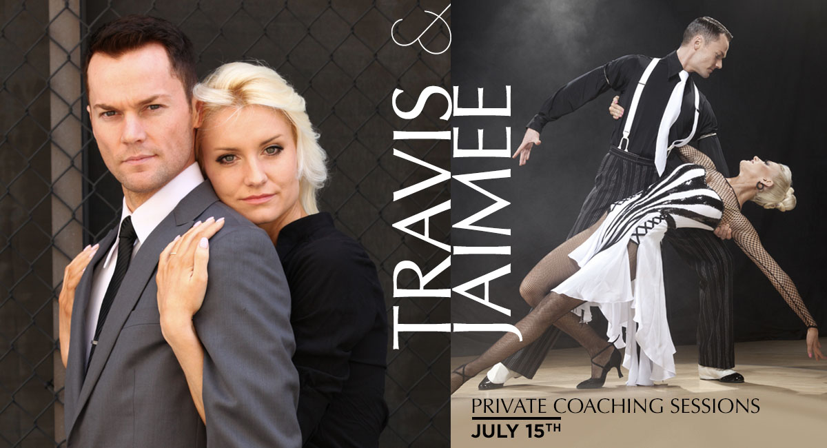 Private Coaching Sessions with Travis and Jaimee Tuft